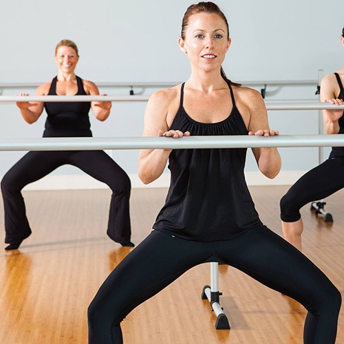 Cardio Barre and Ballet Barre Exercise In Naples, Florida: Barre Motion