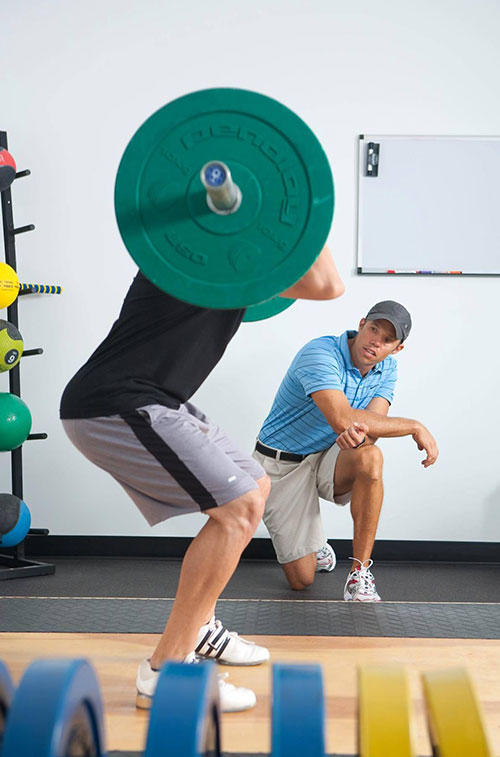 Beyond Motion Olympic Weightlifting Rick Lademann