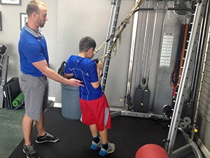 Middle School Athlete Training Beyond Motion