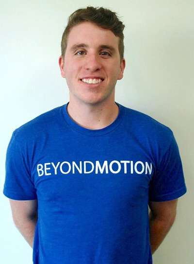 Beyond Motion Strength Training Personal Trainer Nick
