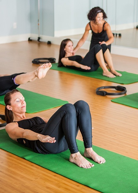 Beyond Motion Pilates Group Classes Naples Florida