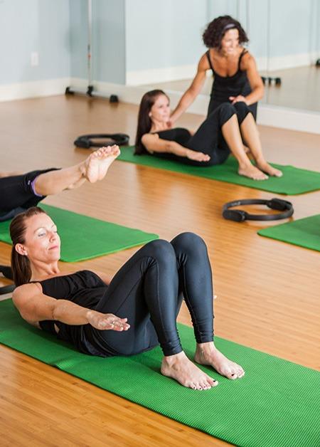 Beyond Motion Pilates Group Classes Naples Florida
