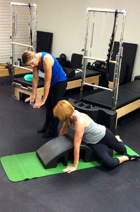 Beyond Motion Pilates Equipment Classes Naples Florida
