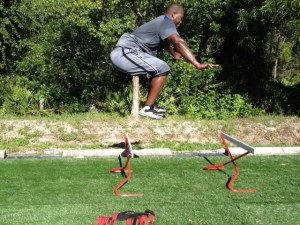 Beyond Motion professional athlete training and development