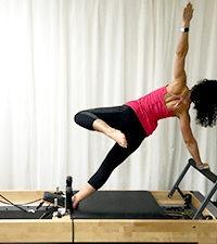Reformer pilates teacher training