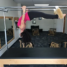 pilates instructor training cadillac tower
