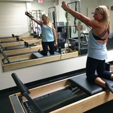 pilates teacher training practice