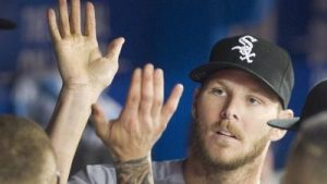 Chris Sale photo by the Chicago Tribune