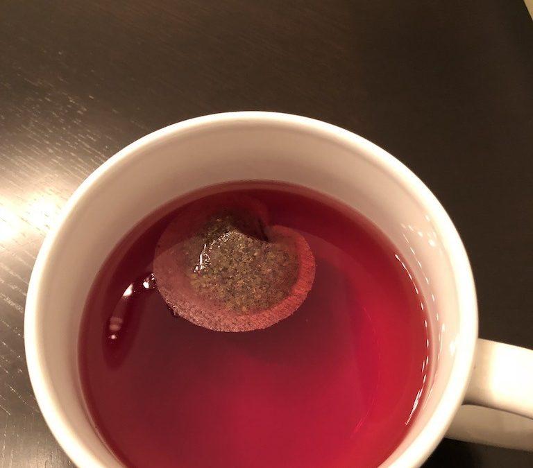 """Amy's new """"tea"""" addiction"""