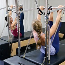 pilates instructor training cadillac tower
